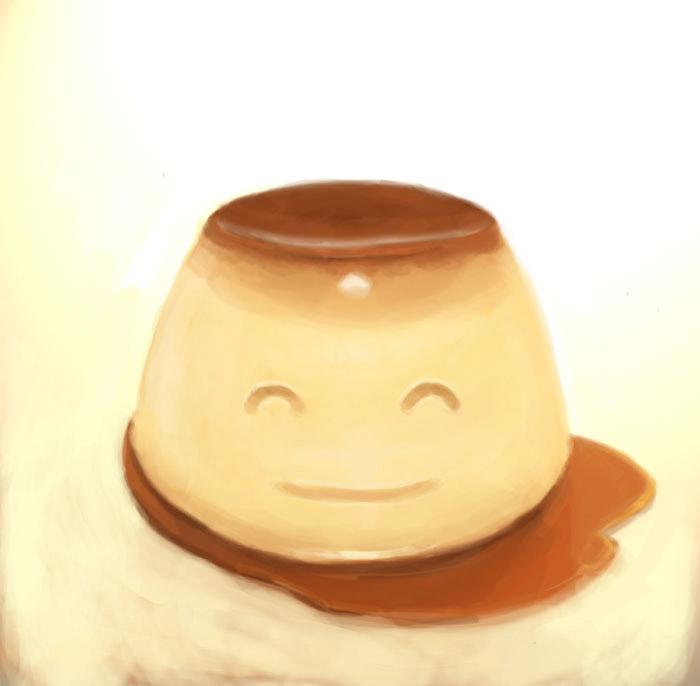 Pudding by otenba-bekki