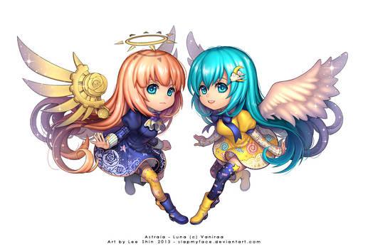 Astraia - Luna