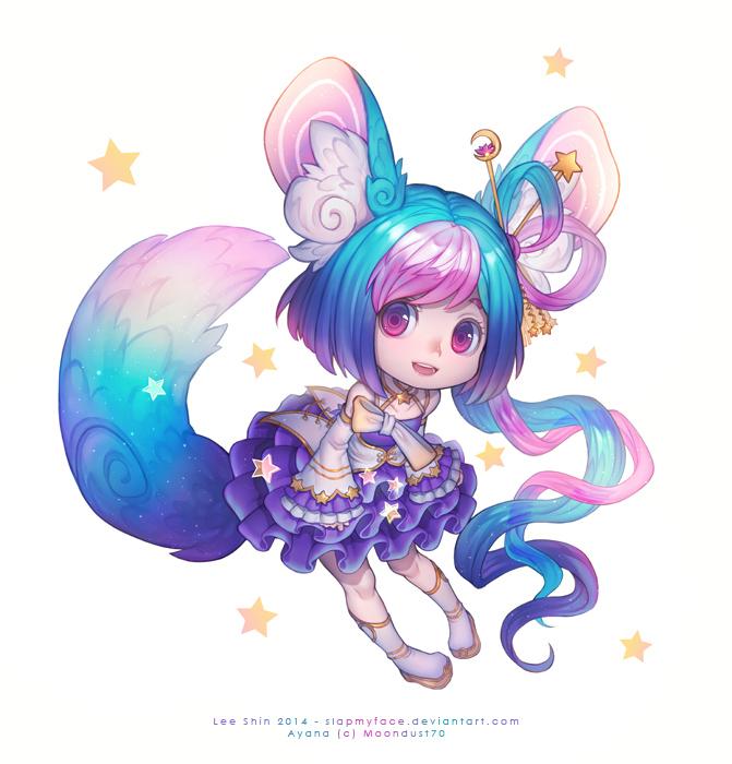 Ayana by slapmyface