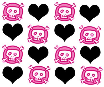 emo hearts by stitch07