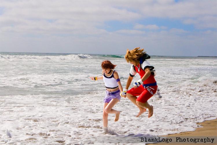 Kairi + Sora - Kingdom Hearts