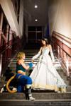 Final Fantasy IX Couple