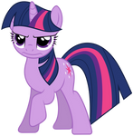 MLP: Twily is not amused