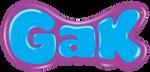 Logo: GAK by FloppyChiptunes