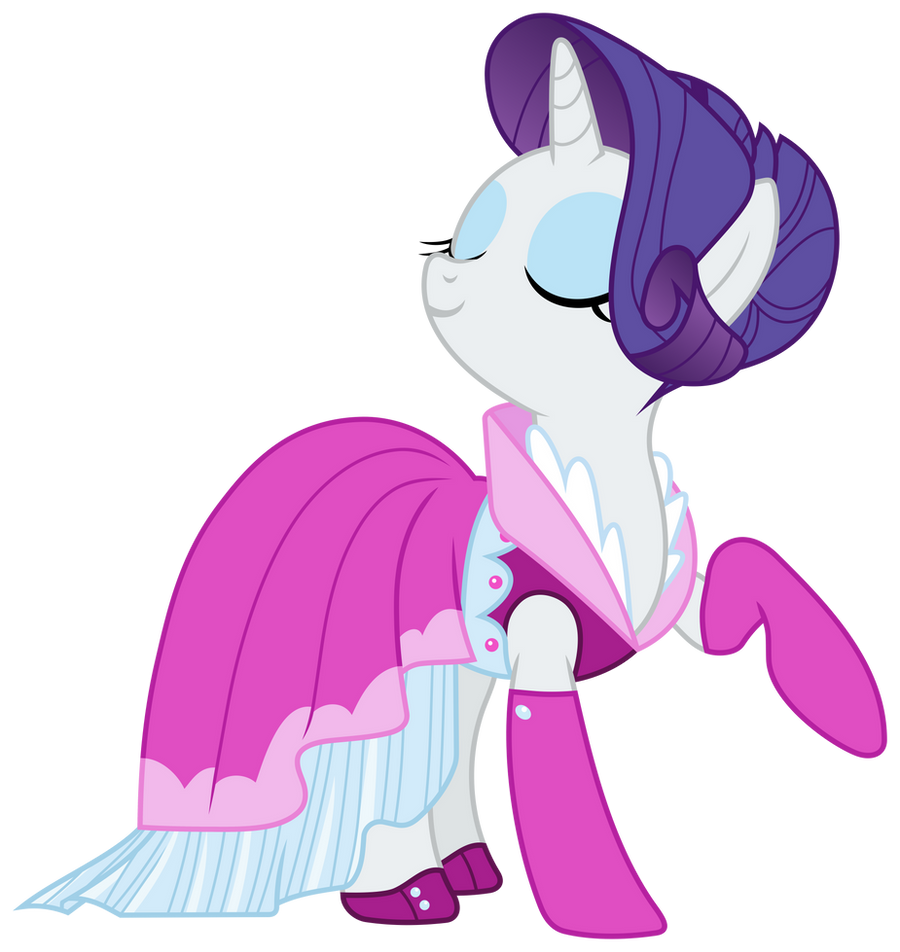 MLP: Fabulous Rarity is fabulous by FloppyChiptunes on ...