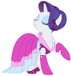 MLP: Fabulous Rarity is fabulous