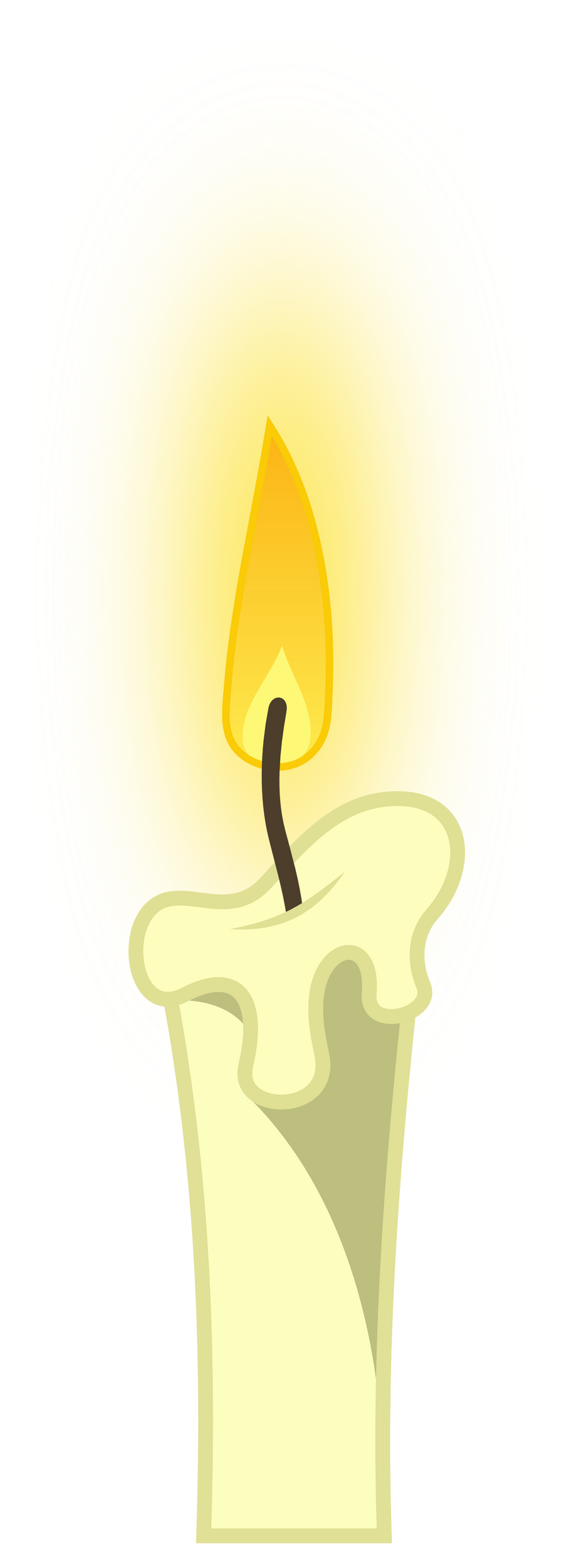 White Candle Png Mlp: white candle by
