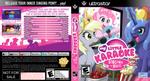 My Little Karaoke: Singing is Magic Blu-Ray Cover