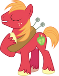 MLP: Big Macintosh singing