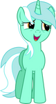 MLP: Lyra Heartstrings singing