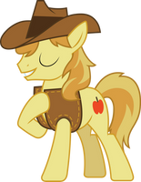 MLP: Braeburn singing by FloppyChiptunes