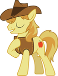 MLP: Braeburn singing