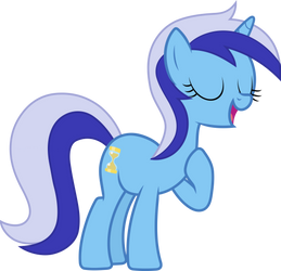 MLP: Minuette singing