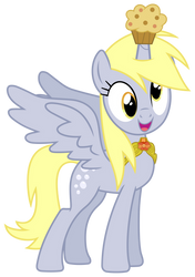 MLP: Derpy the Muffin Princess