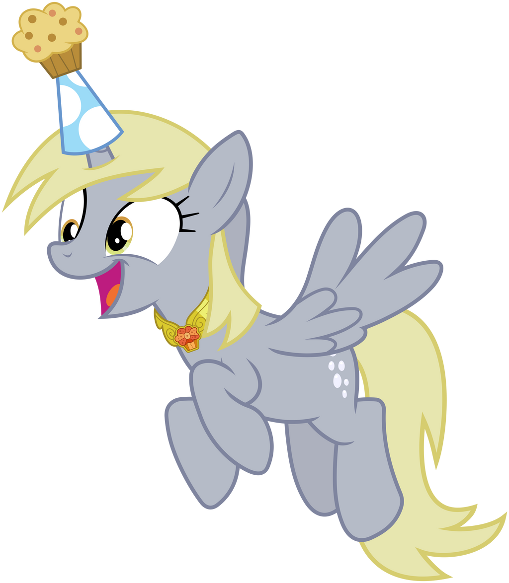YayPonies - Happy Princess Derpy Hooves by FloppyChiptunes