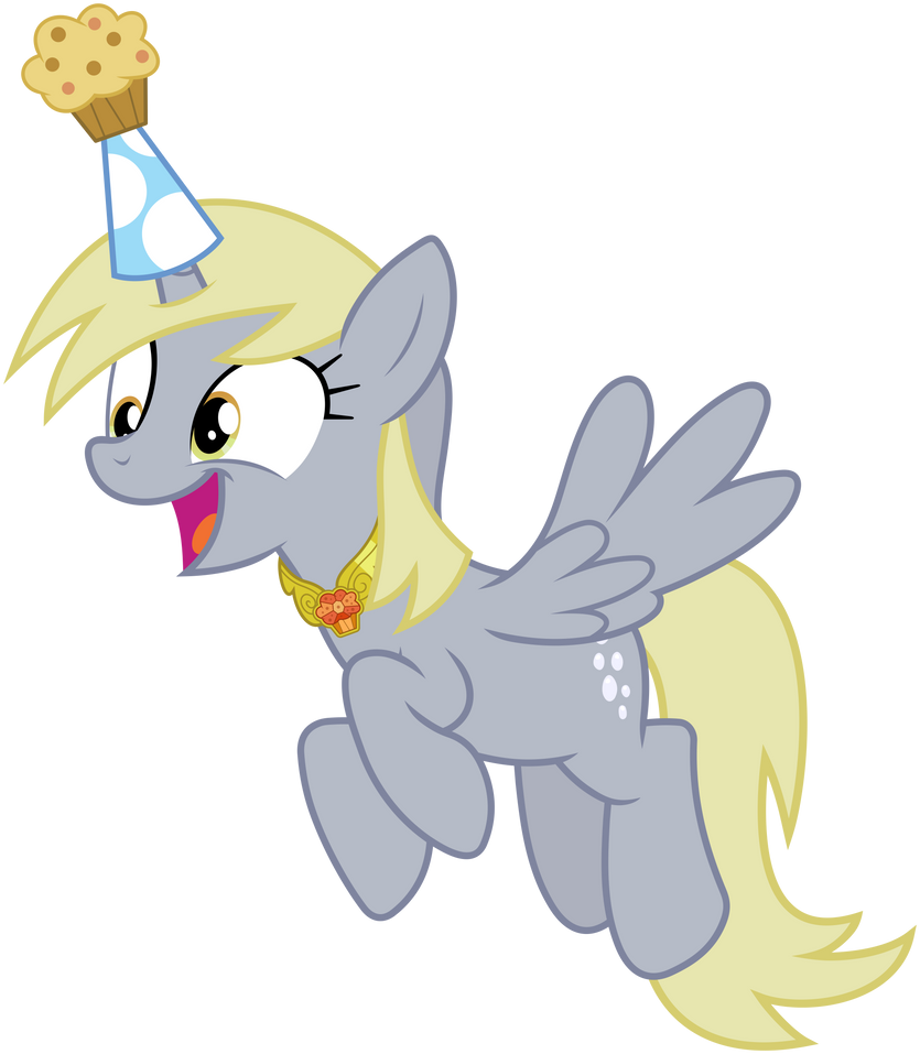 YayPonies - Happy Princess Derpy Hooves