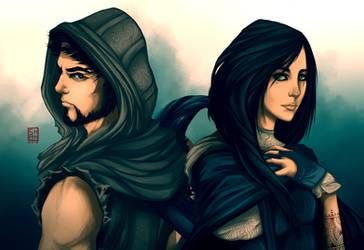 Mortal Duet. by Silver786