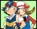 Ash and Lyra