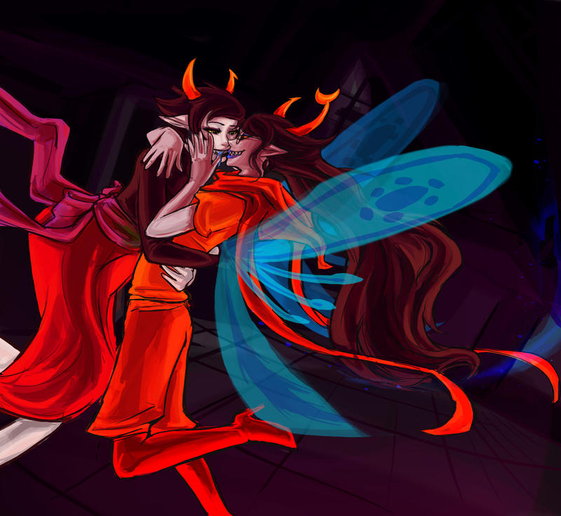 Dance of Thorns by maocha