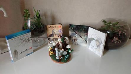 Figurine Mushishi - Ginko by GokuCreations