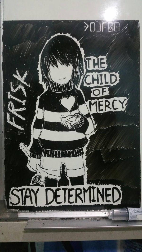 Child of Mercy by FireWeaver360