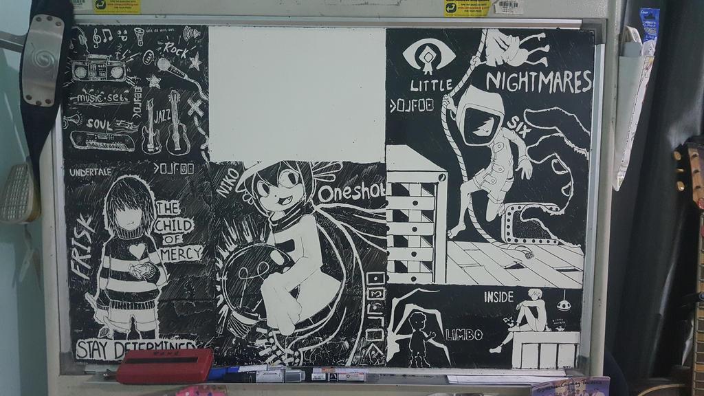 Whiteboard? by FireWeaver360