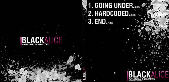 Adventures in Breakcore-Cover by GodlikeMcx