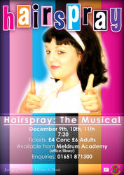 hairspray poster by GodlikeMcx