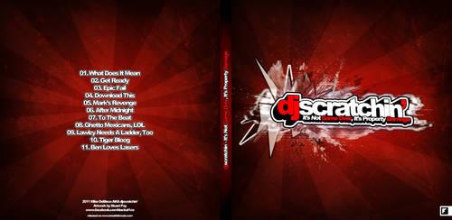 WIP DJ Scratchin' Album Art