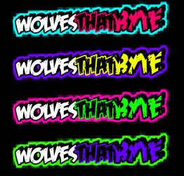 Wolves That Byte Logo. v1