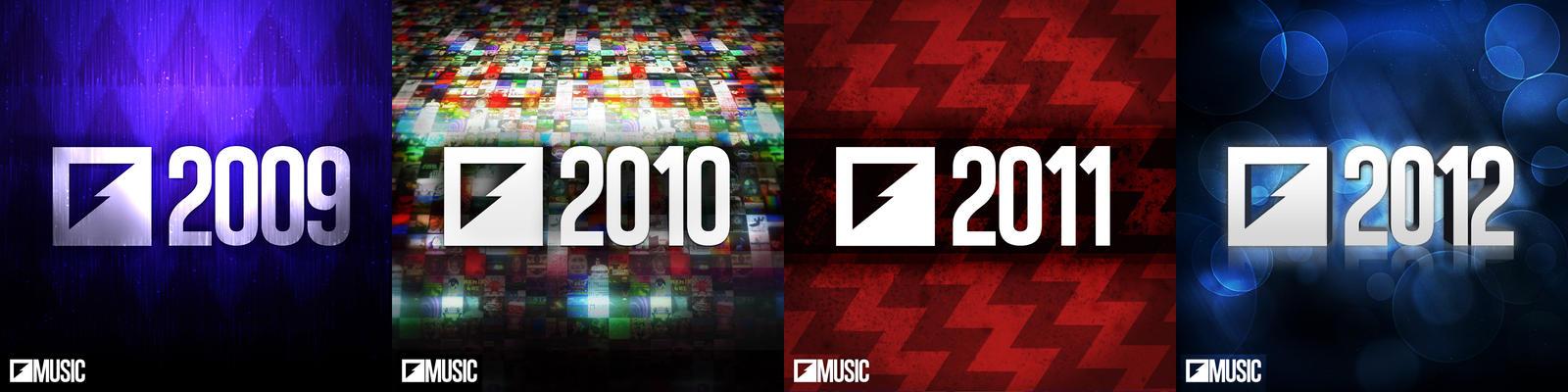 Breakbit Annuals 2009-2012