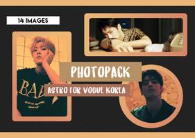 PHOTOPACK ASTRO FOR VOGUE KOREA // JIAKEMI