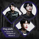 PNG PACK MONSTA X HYUNGWON // JIAKEMI