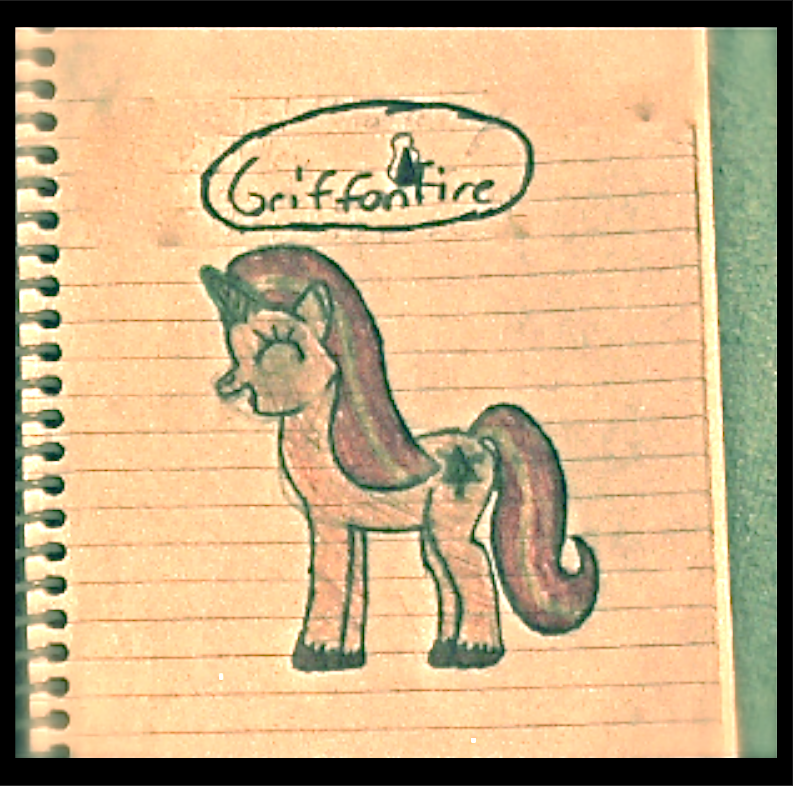 adoptable(mlp)GriffinFire(free) by epic123456789101112