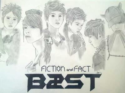 BEAST: Fiction N Fact. by elleAdelic