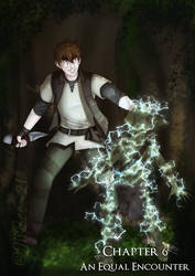 Lightning Grasp -Commission-