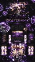 VioletShock! - [MAL Layout]