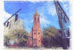 Red Stick Church