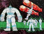 Robot 'Big Guy'