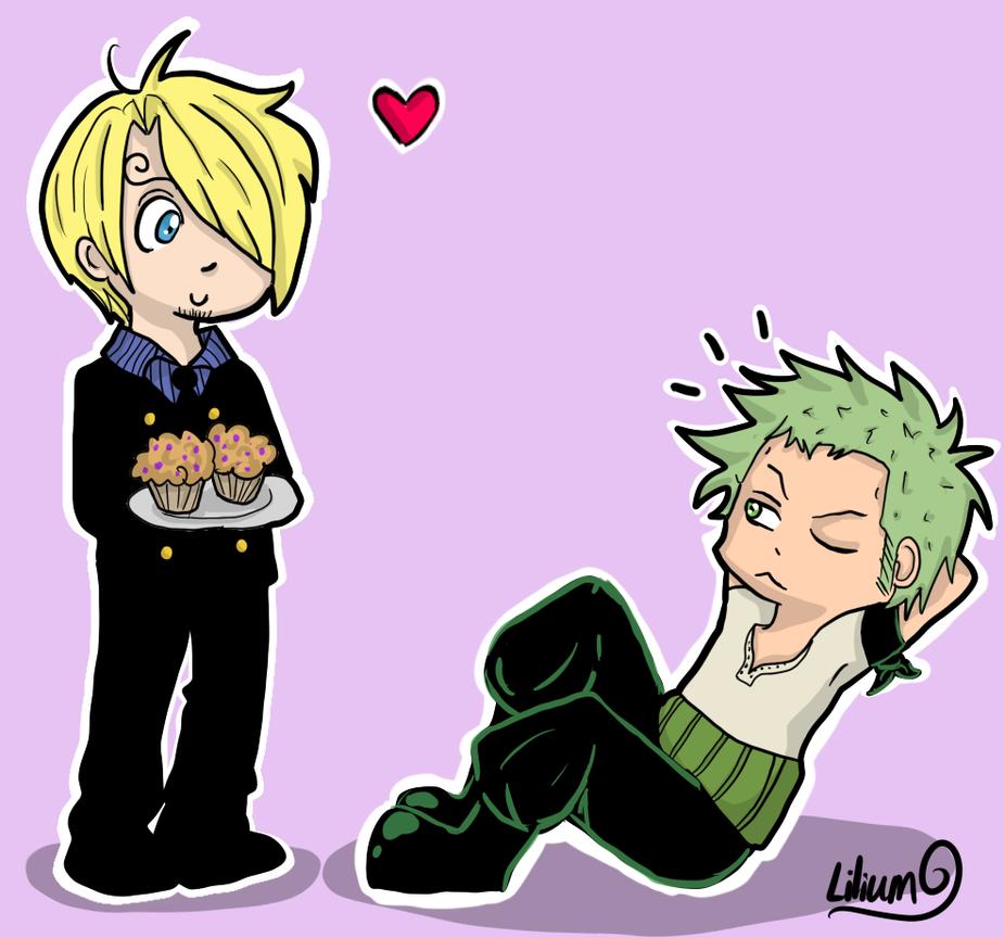Ragga-muffin by Lilium32