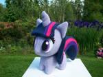 Twilight Sparkle Chibi Pony MLP FIM