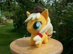 AppleJack Chibi Pony MLP FIM