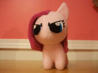Pinkamena Chibi Pony MLP FIM by happybunny86