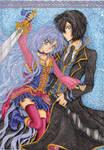 Sayuri and Derick