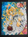 Sailor Moon - Moonlit Flower Garden