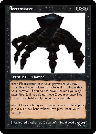 Floormaster by shawnodese28 on deviantart Floormaster