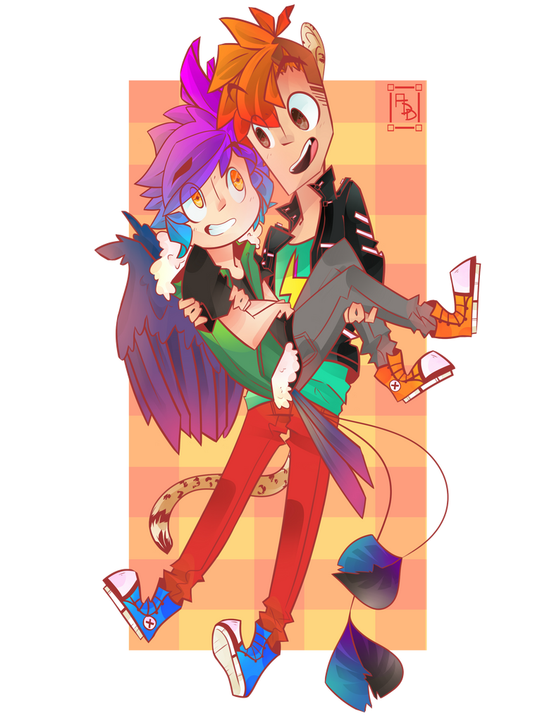 We're not ''boyfriends'' by cristhina64