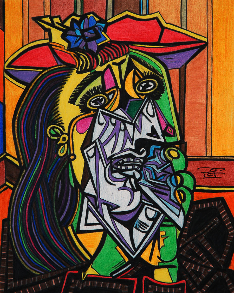 """the picaso art essay John richardson's essay within a life of picasso entitled """"plundering the past,""""  discusses the approach that viewers of artwork should look at a piece of artwork."""