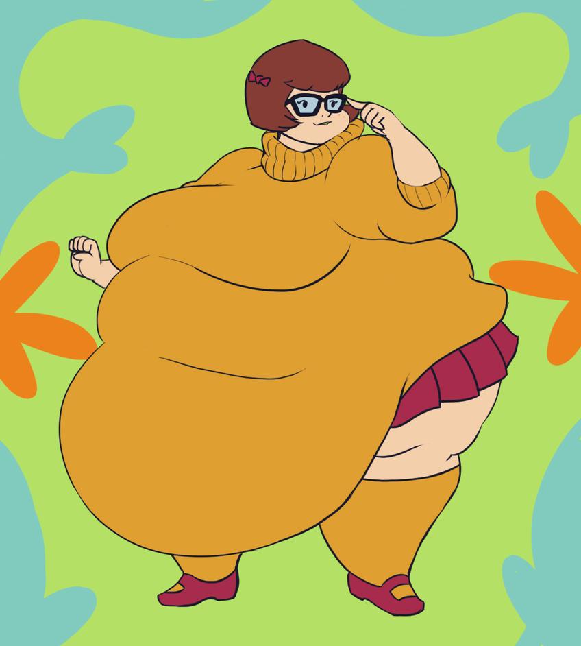 Fat Velma by Eishiban