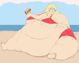 Fat Mystery Girl